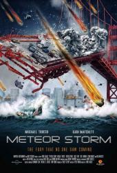Atak meteorytów
