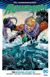 Aquaman #03: Korona Atlantydy