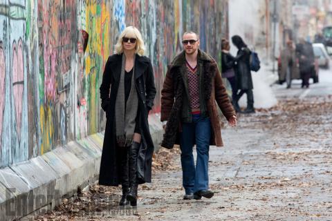 Atomic Blonde – recenzja filmu