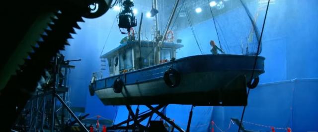 Aquaman – wideo pokazuje sceny przed i po nałożeniu efektów specjalnych