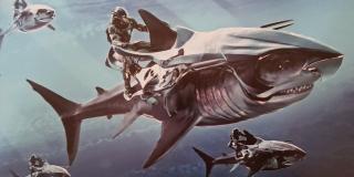 Aquaman - szkice koncepcyjne