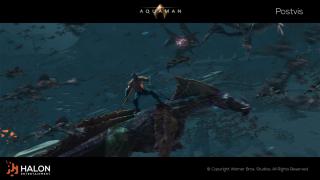 Aquaman - efekty specjalne