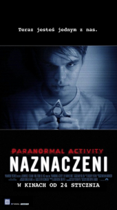 Paranormal Activity: Naznaczeni