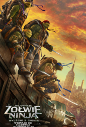 Wojownicze żółwie ninja: Wyjście z cienia