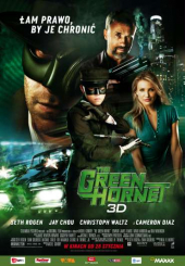 Green Hornet 3D