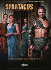 Spartakus: Bogowie areny