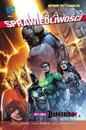 Liga Sprawiedliwości #07: Wojna Darkseida #01