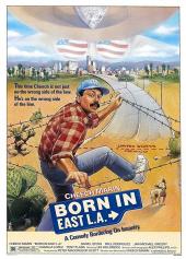 Urodzony we wschodnim Los Angeles