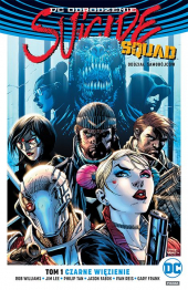 Suicide Squad #01: Czarne więzienie
