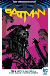 Batman #02: Jestem samobójcą