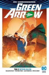 Green Arrow #02: Wyspa blizn