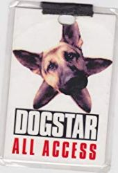 Dogstar Siriusly Singing Backup