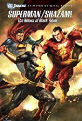 DC Showcase: Superman/Shazam!: The Return of Black Adam