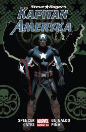 Kapitan Ameryka. Steve Rogers. Tom 2