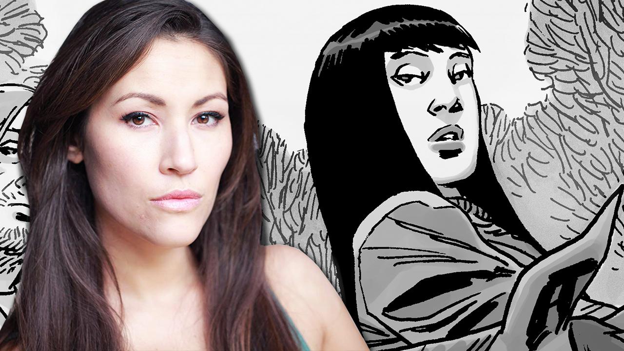 Eleanor Matsuura o The Walking Dead: Nawet śniłam o zombie [WYWIAD]