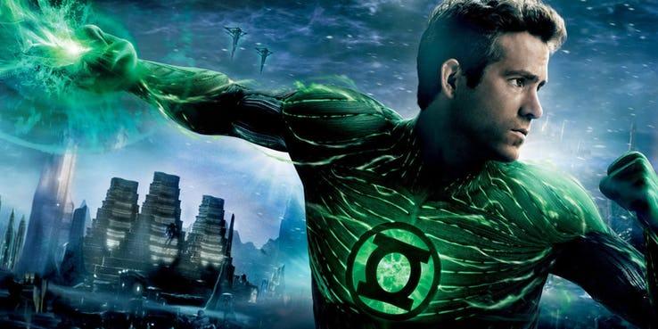 Zielona Latarnia Flashem Gordonem dla przyszłych pokoleń?