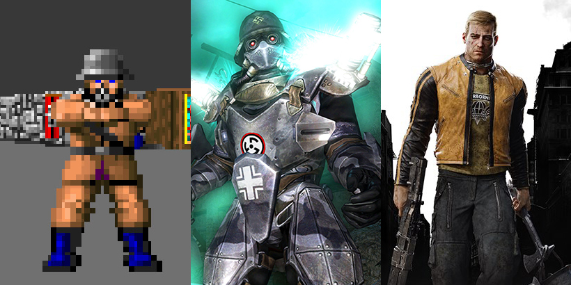 Wolfenstein – jak słynna seria gier FPS zmieniała się na przestrzeni lat?