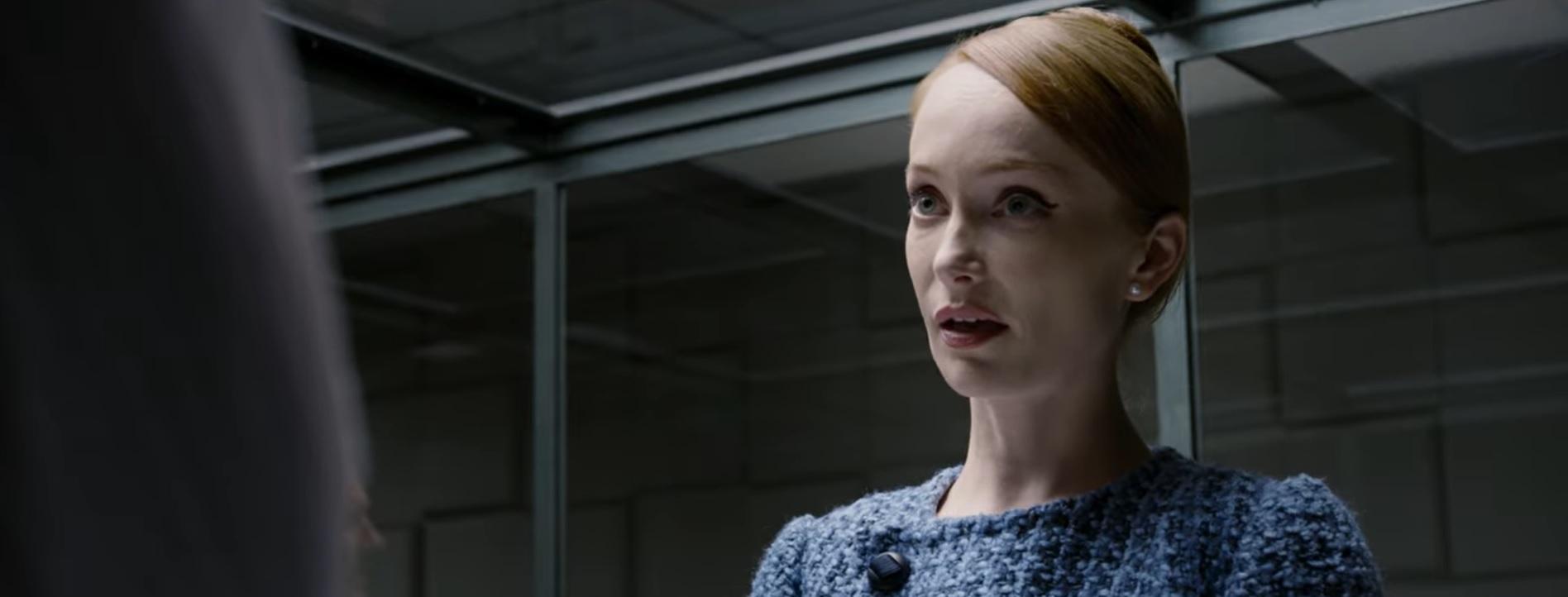 Lotte Verbeek o filmie Ukryta gra: Moja postać ma asy w rękawie [WYWIAD}