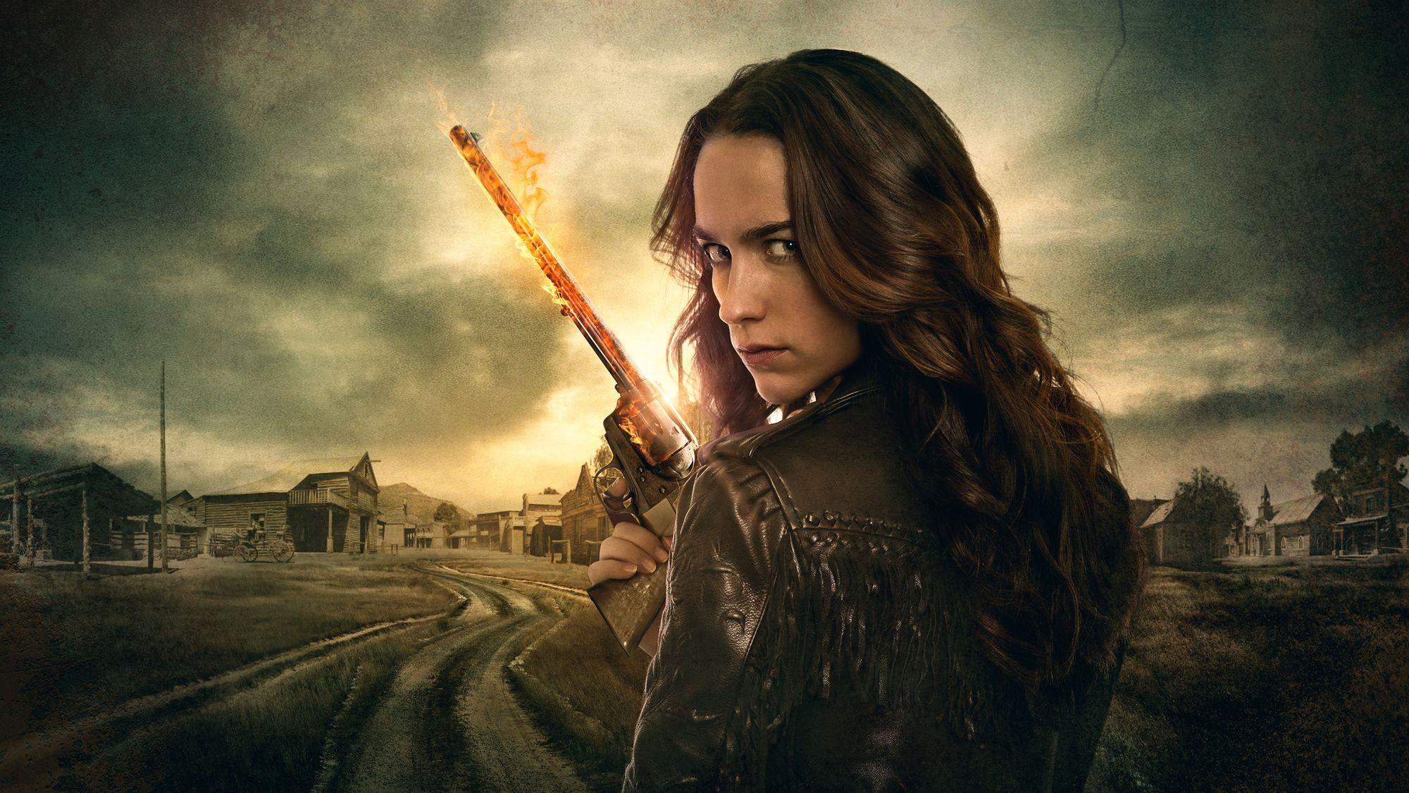 Wynonna Earp - western, demony i inne dziwności. Czemu ten serial jest tak przyjemny?