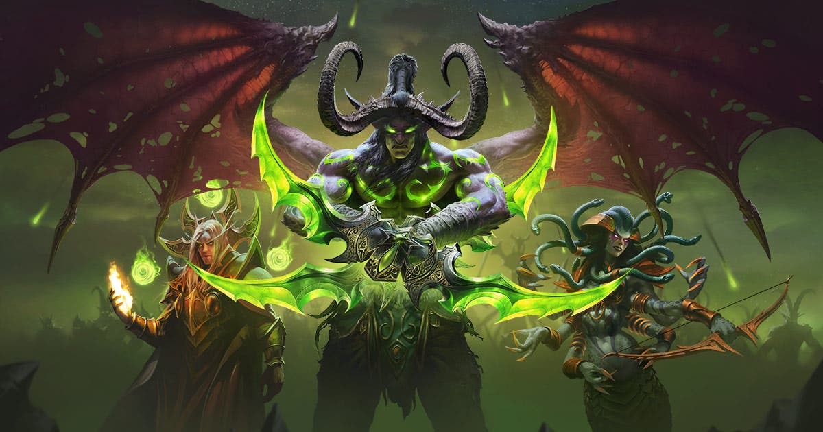World of Warcraft: The Burning Crusade Classic – wracamy za Mroczny Portal!