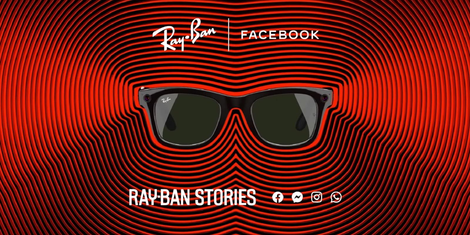 Ray-Ban Stories to wilk w owczej skórze. Wilk o imieniu Facebook