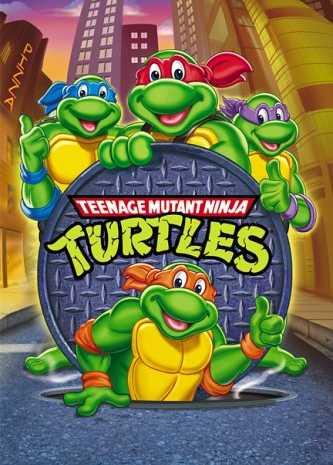 Wojownicze Żółwie Ninja (1987)