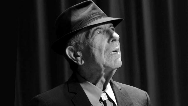 Leonard Cohen - zdjęcie