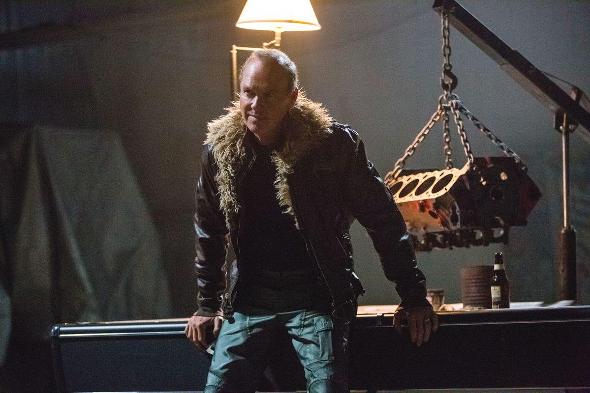 Michael Keaton Spider-Man Homecoming - zdjęcie