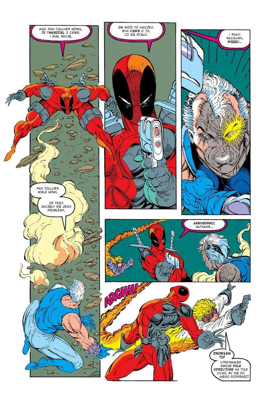 Deadpool Classic - plansza 1