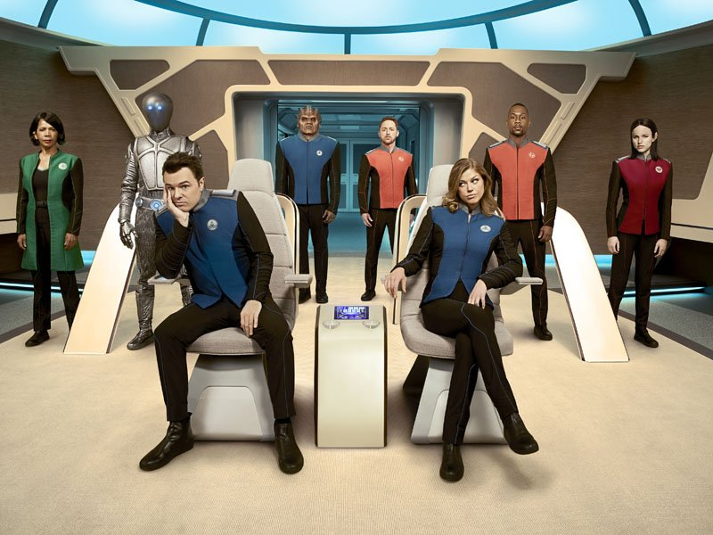 The Orville - zdjęcie z serialu science fiction