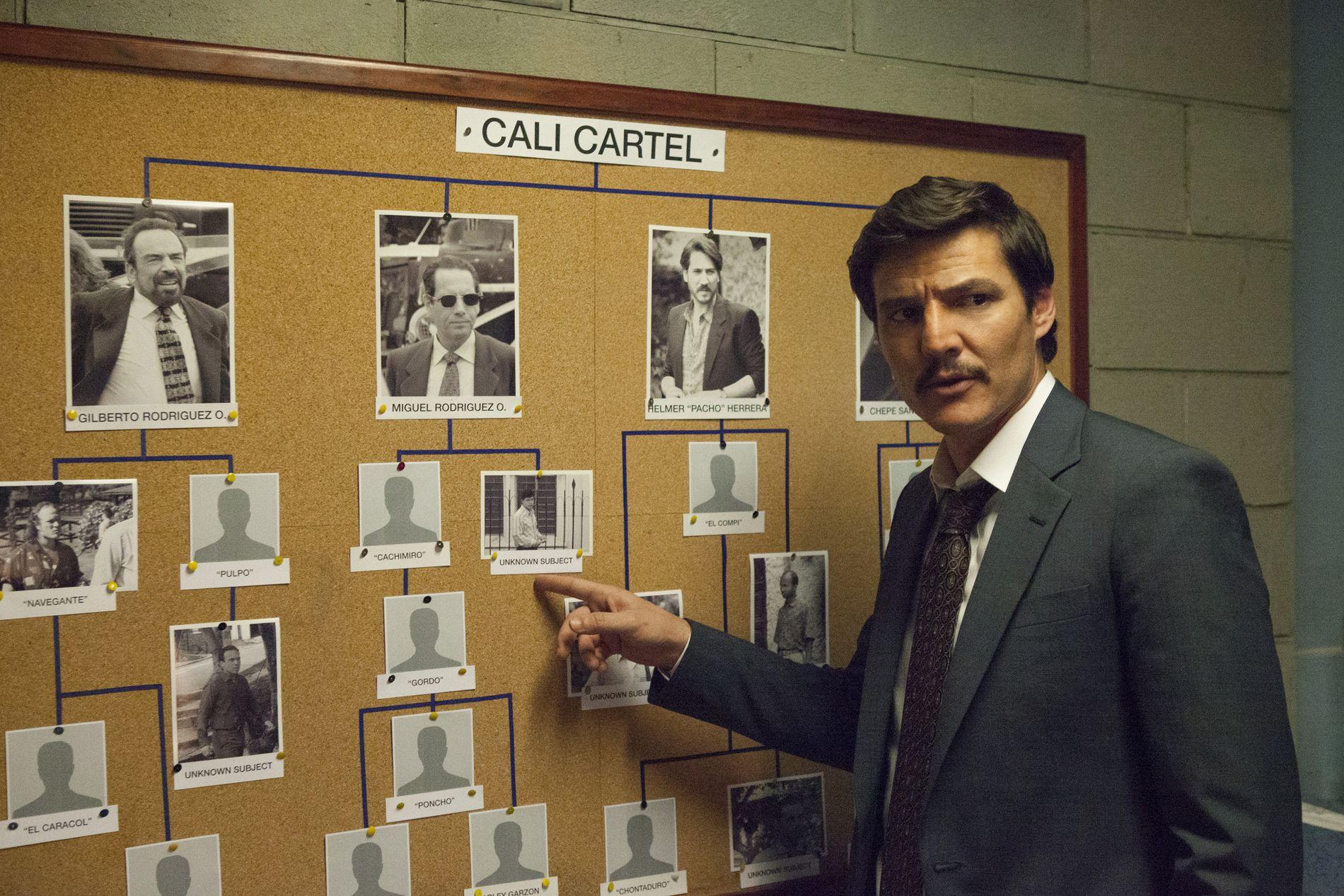 Narcos - zdjęcie z 3. sezonu