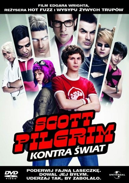 Scott Pilgrim kontra Świat