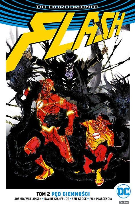 Flash – Pęd ciemności, tom 2