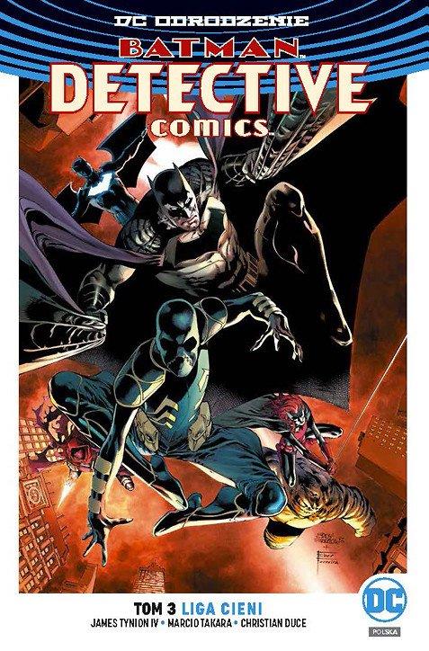 atman – Detective Comics – Liga Cieni, tom 3