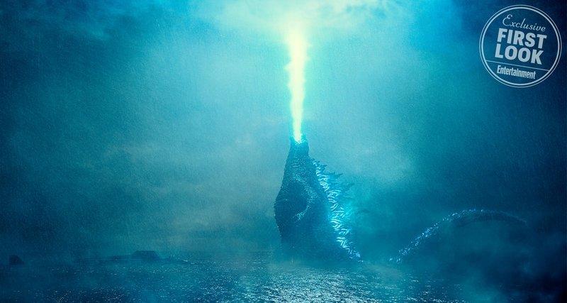 Godzilla: King of the Monsters - oficjalne zdjęcia