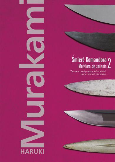 Śmierć Komandora, tom 2 - okładka