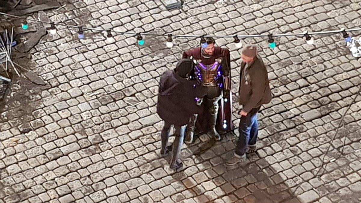 Spider-Man: Far From Home - zdjęcia z planu