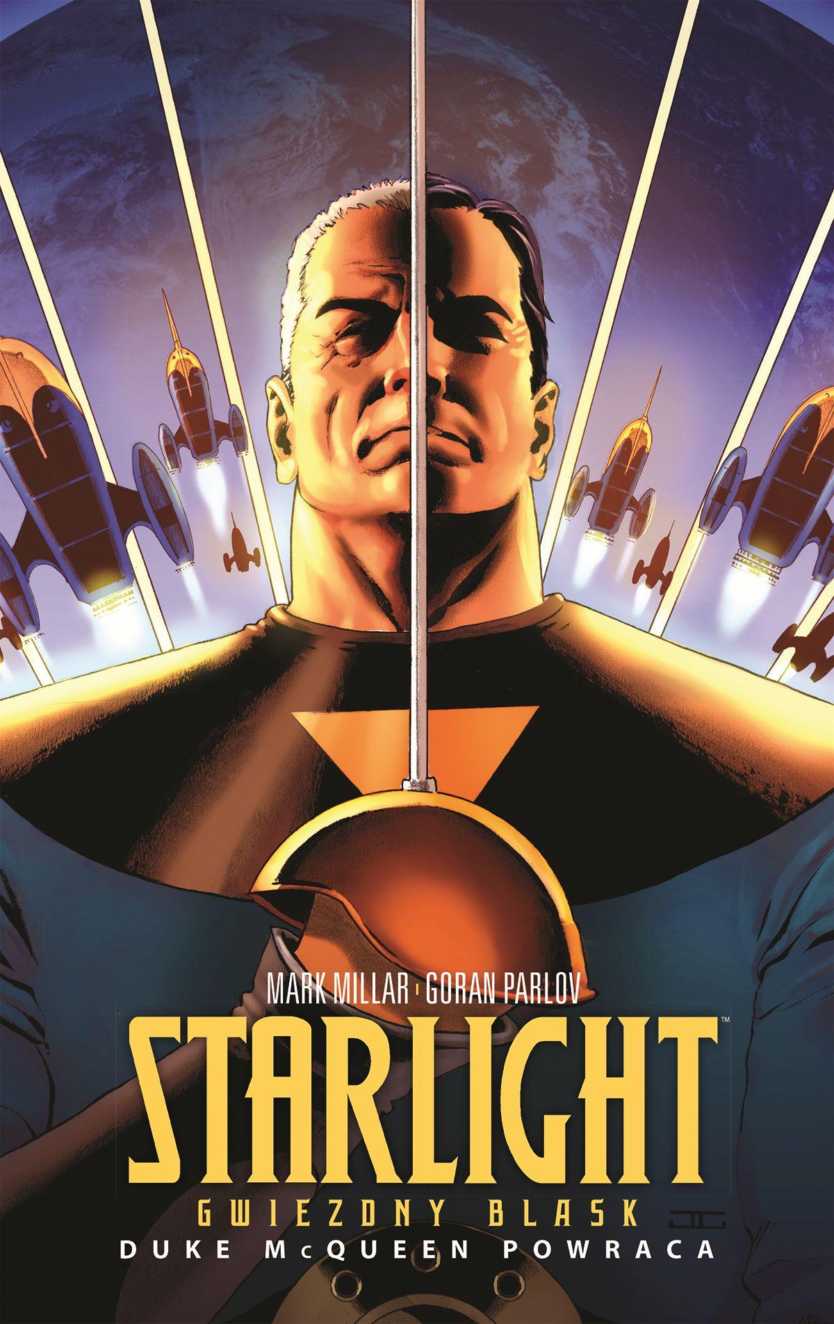 Starlight. Gwiezdny Blask - okładka