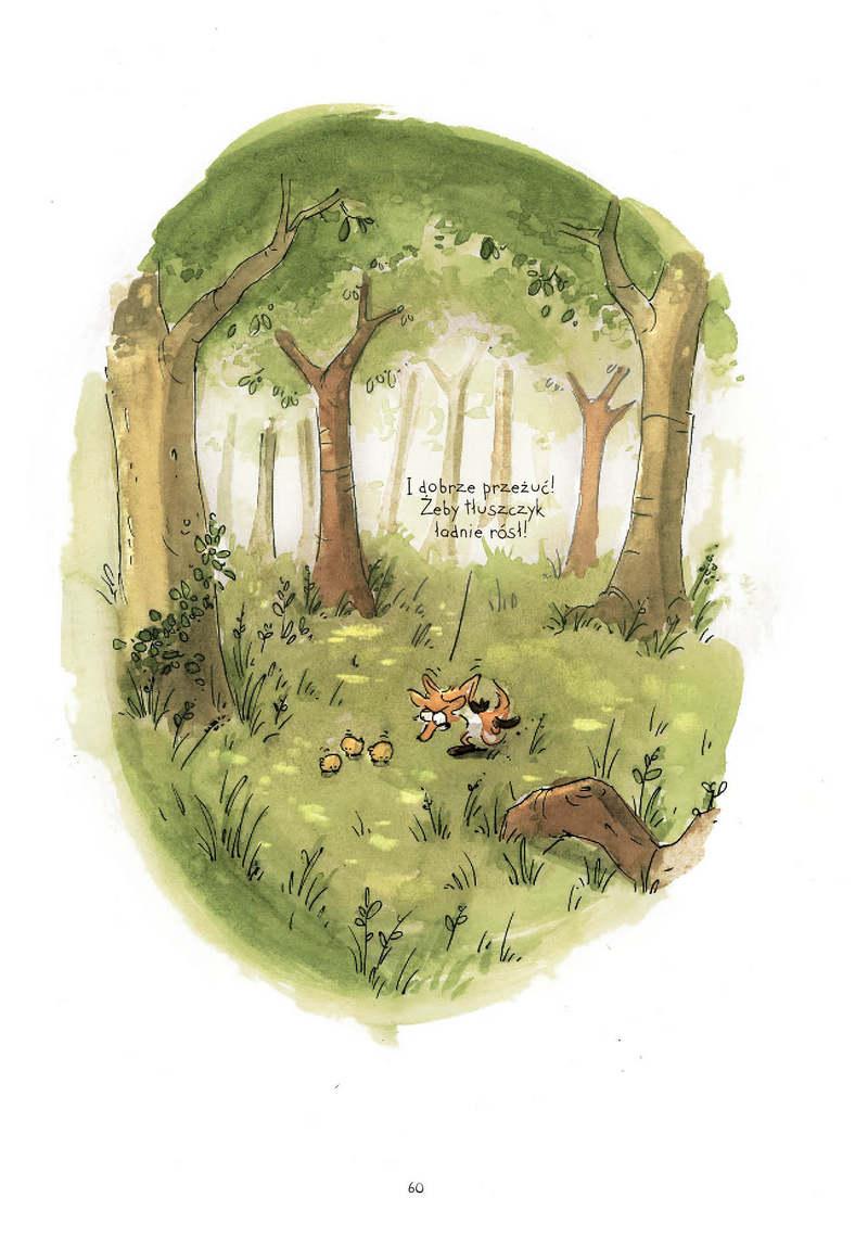 Znalezione obrazy dla zapytania: Wielki zly lis