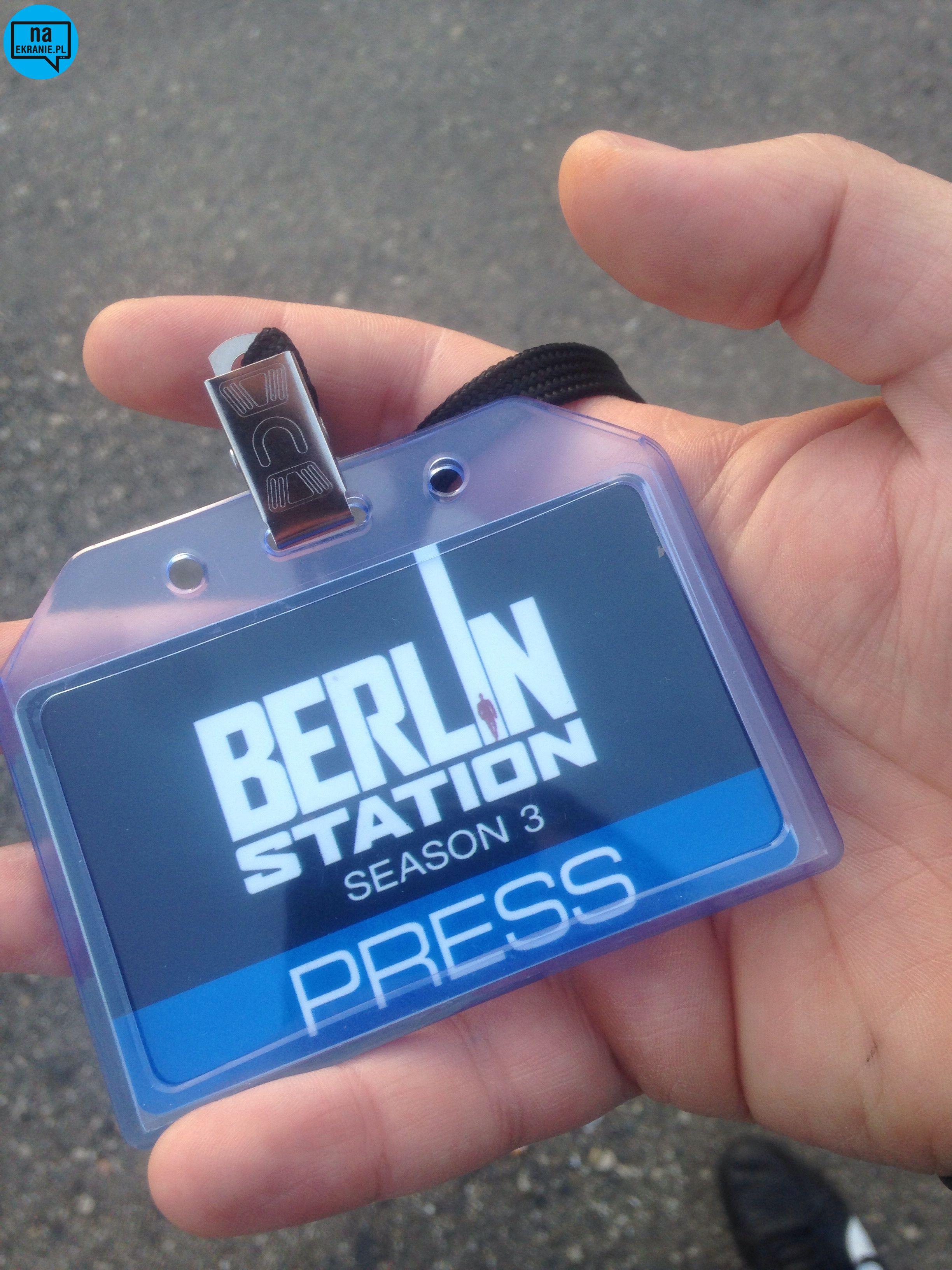 Stacja Berlin - zdjęcie z planu