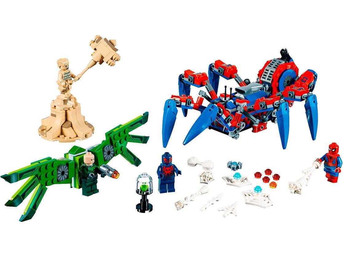 LEGO Spider-Man - Mechaniczny pająk Spider-Mana