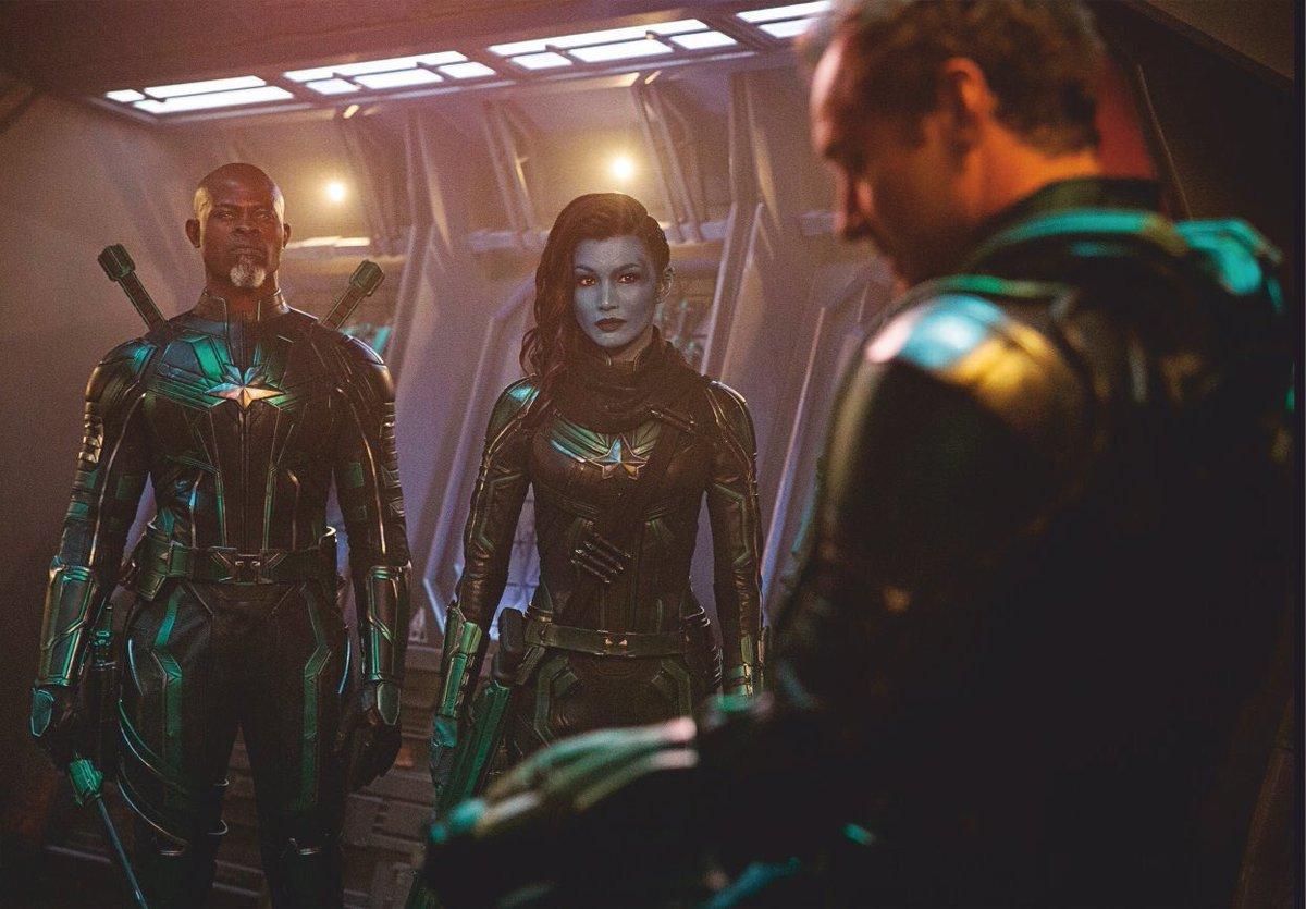Kapitan Marvel - zdjęcie