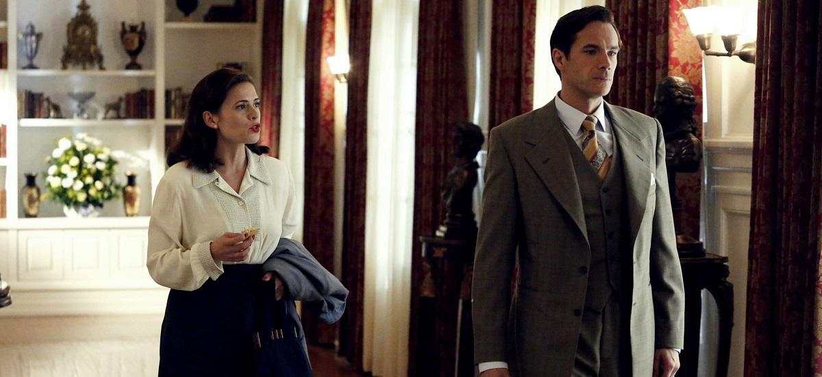 Agentka Carter - Edwin Jarvis