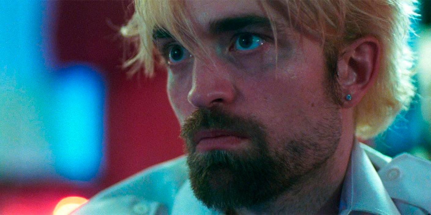 "Robert Pattinson w ""Good Time"""