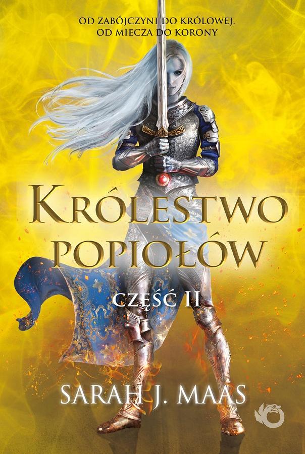 Królestwo popiołów. Część II - okładka