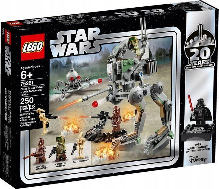 LEGO® Star Wars™ Maszyna krocząca klonów™