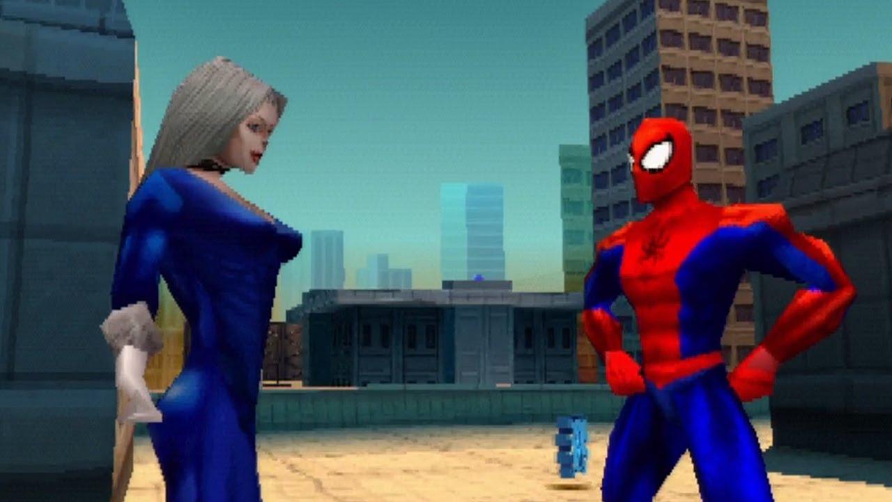 Spider-Man - Dreamcast, PC, Nintendo 64, Game Boy Color(2000)