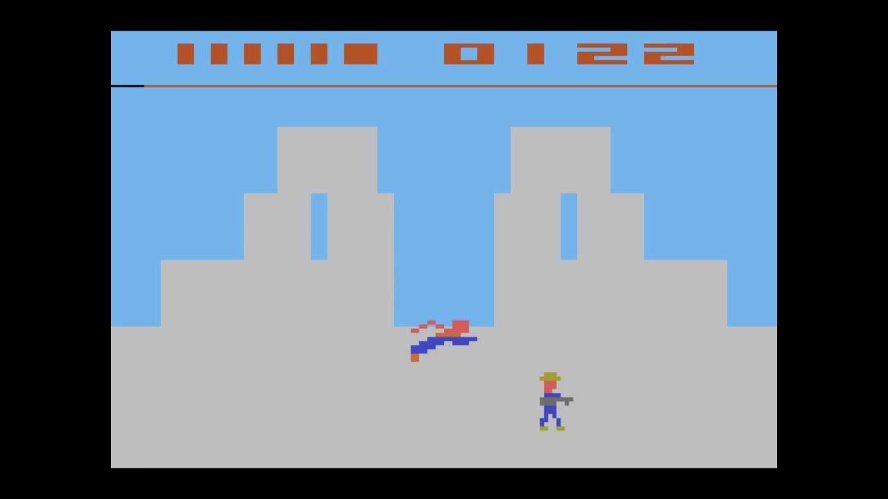 Superman - Atari 2600 (1979)