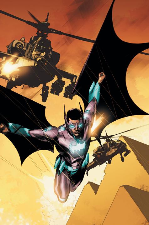 David Zavimbe aka Batwing