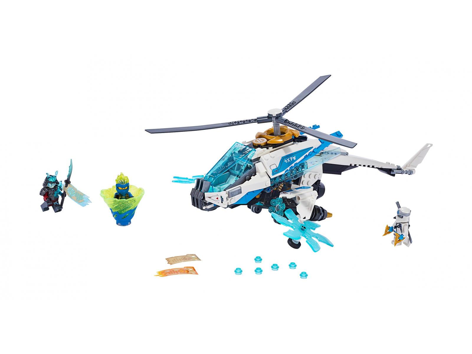 Lego Ninjago - Szurikopter